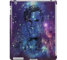 Matt Smith Galaxy  iPad Case/Skin