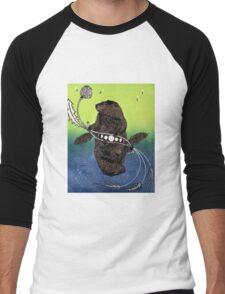 Groundhog Day Men's Baseball ¾ T-Shirt