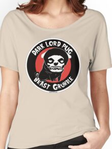 beast grumble Women's Relaxed Fit T-Shirt