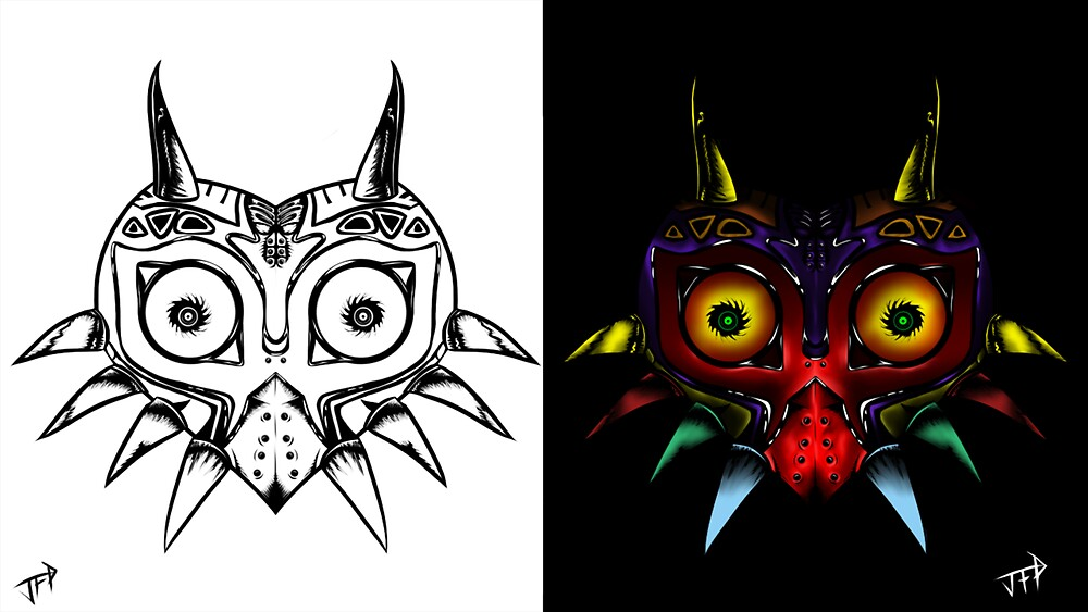 TERRIBLE FATE by Ethaneth