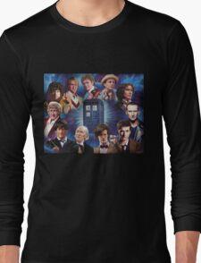 11 Doctors T Shirt Long Sleeve T-Shirt