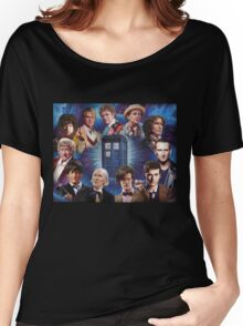 11 Doctors T Shirt Women's Relaxed Fit T-Shirt