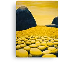 Rocky Valley, by Barbie Hardrock Canvas Print