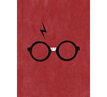 Harry Potter by Siri Vinter Photographic Print