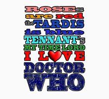 Valentine WHO - Tennant T-Shirt