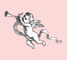 Cupid ( trumpet ) Kids Tee