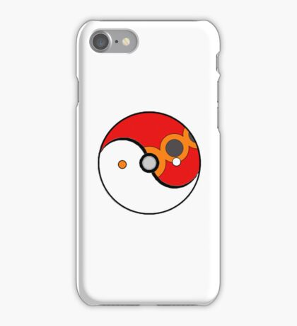 Repeat Ball Yin and Yang iPhone Case/Skin