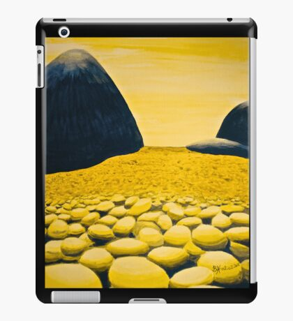 Rocky Valley, by Barbie Hardrock iPad Case/Skin