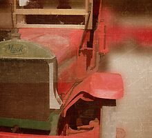 Antique Mack Truck by boogboog2