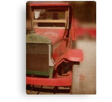 Antique Mack Truck Canvas Print