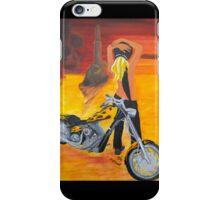 Biker Dreams Nr4 iPhone Case/Skin