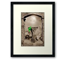 Mystic Moment Framed Print
