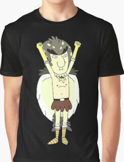 Tiny Birdperson! - Rick and Morty Graphic T-Shirt