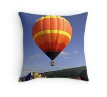Bon Voyage! Throw Pillow