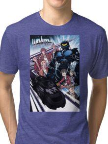 The Wraith  Tri-blend T-Shirt
