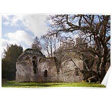 Waverley Abbey Poster