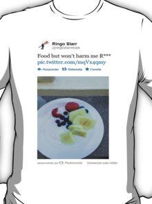 Ringo Starr tweets #2 T-Shirt