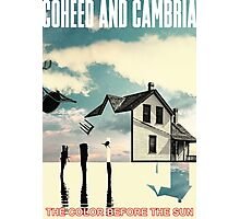 Coheed and Cambria Gunahad2 Photographic Print