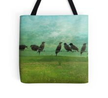 Keeping An Eye On The Sky Tote Bag