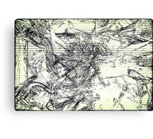 Idiosynkrasia Canvas Print