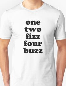 oh, you know fizzbuzz? T-Shirt