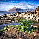 Elgol Blue and Green by hebrideslight