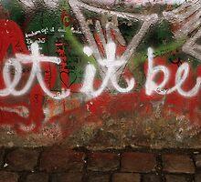 let it be by Anna Gyarmati