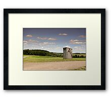 Essential Architecture Framed Print