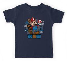 Vintage Mario Kids Tee