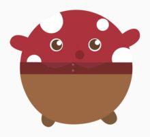 Marcus Mushroom Baby Tee