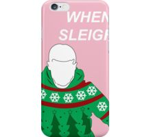 Hotline Bling Holidays iPhone Case/Skin
