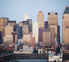 New York Skyline 2 by out-art
