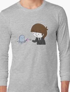 More Tea Version 2  Long Sleeve T-Shirt