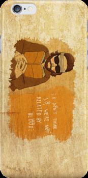 Richie Tenenbaum, by Siri Vinter by SiriVinter