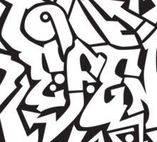 Defend Graffiti Sticker