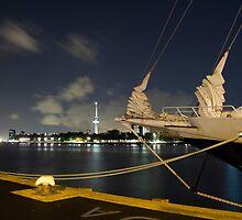 Rotterdam Riverfront by lukepricephotos