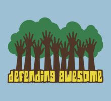 Defending Awesome - High Five Trees by DefendAwesome
