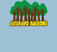 Defending Awesome - High Five Trees Unisex T-Shirt
