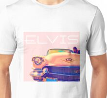 Elvis Presley Pink Cadillac Unisex T-Shirt