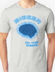 Thoughts And Radical Dreams Inside Skull Unisex T-Shirt