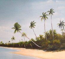 Beach by annabrazao