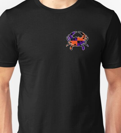 Orioles / Ravens MD Sports Crab Unisex T-Shirt