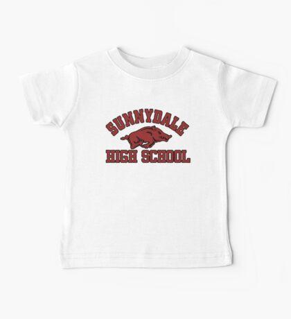 Sunnydale High Razorbacks Baby Tee