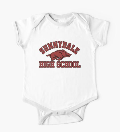 Sunnydale High Razorbacks One Piece - Short Sleeve