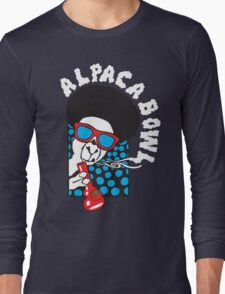 Defending Awesome - ALPACABOWL Long Sleeve T-Shirt