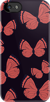 Butterfly pattern by Colorsark