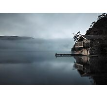 The Duke Of Portland Boathouse, Ullswater Photographic Print