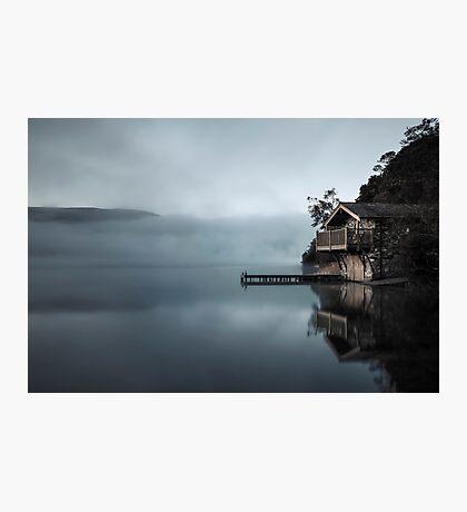 The Duke Of Portland Boathouse, Ullswater Photographic Print