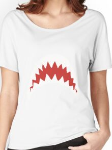 Sharkie Women's Relaxed Fit T-Shirt