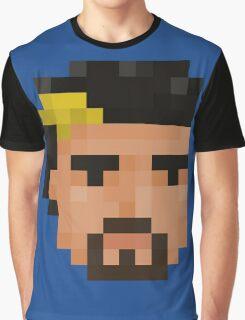 Mechon Head Graphic T-Shirt